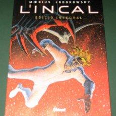 Comics : L'INCAL (EDICIÓ INTEGRAL EN CATALÀ) INCAL. Lote 246355715