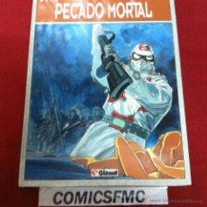 Cómics: GLENAT - PECADO MORTAL. Lote 49578663