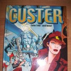 Cómics: CUSTER / CARLOS TRILLO, JORDI BERNET. Lote 49888599