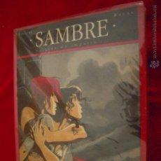 Cómics: SAMBRE COLECCION COMPLETA DE 4 COMICS - YSLAIRE & BALAC - CARTONE. Lote 50286803