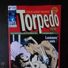 Cómics: TORPEDO 1936 Nº 12 - BERNET, ABULI - GLENAT (R1). Lote 50421349