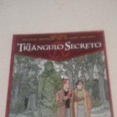 Cómics: EL TRIANGULO SECRETO. TOMO VOLUMEN 2. EL HOMBRE JOVEN DEL SUDARIO GLENAT . Lote 50423966