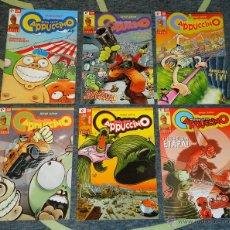 Cómics: GRAN CIRCO CAPPUCCINO - 6 NÚMEROS (SERIE COMPLETA). Lote 50431038