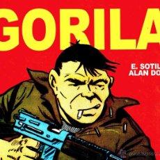 Cómics: GORILA TOMO-1, DE ALAN DOYER Y EUGENIO SOTILLOS (336 PGS, EDT, 2013). Lote 86764288