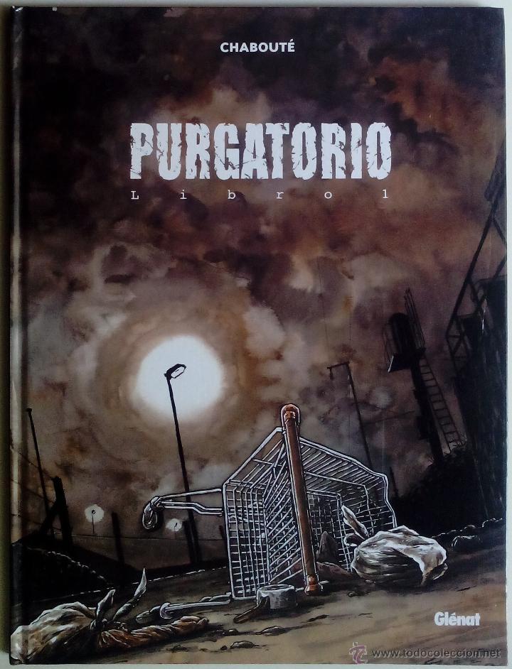 PURGATORIO LIBRO 1 (DE 3) - COLECCIÓN DELICATESSEN - GLENAT (2004) (Tebeos y Comics - Glénat - Comic USA)
