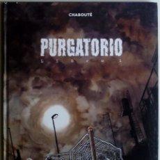 Cómics: PURGATORIO LIBRO 1 (DE 3) - COLECCIÓN DELICATESSEN - GLENAT (2004). Lote 50693498