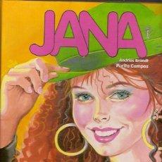 Cómics: JANA ANDRIES BRANDT PURITA CAMPOS GLENAT. Lote 51129585