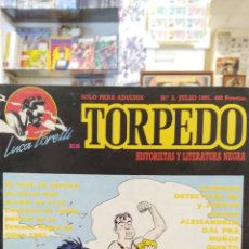 Cómics: TORPEDO (REVISTA) - Nº 3 - ED. MAKOKI 1991 . Lote 51462504