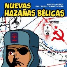 Cómics: NUEVAS HAZAÑAS BÉLICAS TOMO AZUL: UNIDOS EN LA DIVISIÓN (GLÉNAT, 2011). Lote 179068355