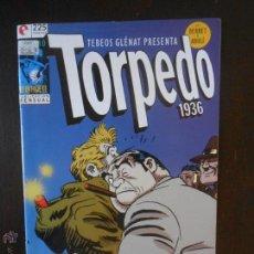 Cómics: TORPEDO 1936 Nº 27 - BERNET, ABULI - GLENAT (G2). Lote 51593299