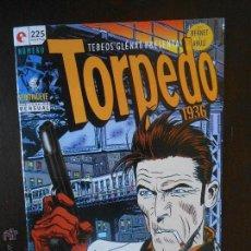 Cómics: TORPEDO 1936 Nº 29 - BERNET, ABULI - GLENAT (G2). Lote 51593337