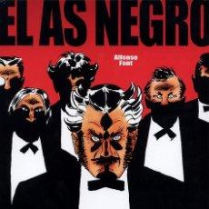 Cómics: EL AS NEGRO DE ALFONSO FONT (GLÉNAT, 2004). Lote 179100922