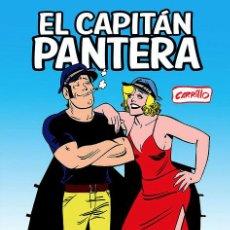 Cómics: EL CAPITÁN PANTERA DE CARRILLO (EDT, 2012). TAPA DURA 304 PGS. NUEVO.. Lote 222289283