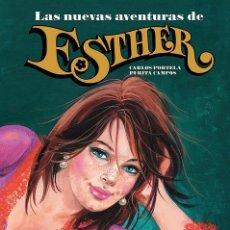Cómics: LAS NUEVAS AVENTURAS DE ESTHER INTEGRAL. Lote 103727918