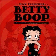 Fumetti: BETTY BOOP DE MAX FLEISCHER. DOMINICALES 1934-1936 (GLÉNAT, 2006). Lote 221813735
