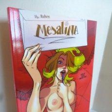 Cómics: MESALINA (RUBÉN DEL RINCÓN) SÓLO PARA ADULTOS. COL POPCORN. ED GLÈNAT, 2008 OFRT. Lote 95742251
