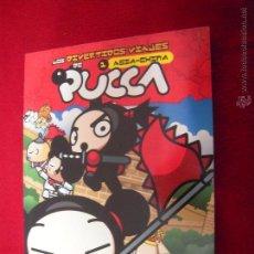 Cómics: LOS DIVERTIDOS VIAJES DE PUCCA - 1 ASIA-CHINA - TOMO RUSTICA. Lote 52551725