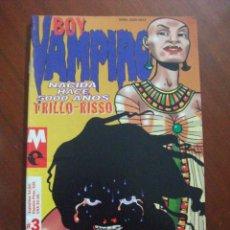 Cómics: BOY VAMPIRO Nº 3 GLENAT C5. Lote 52668615