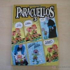 Cómics: CARLOS GIMENEZ PARACUELLOS 3. Lote 52918870