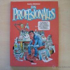 Comics : CARLOS GIMENEZ (LOS PROFESIONALES). Lote 52918927
