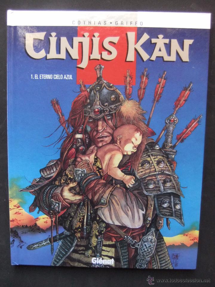 GINJIS KAN EDITORIAL GLENAT 1988 COMPLETA 3 TOMOS (Tebeos y Comics - Glénat - Comic USA)