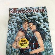 Cómics: NARCOPOLIS - JAMIE DELANO - GLÉNAT. Lote 53432524