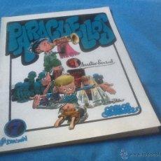 Cómics: PARACUELLOS, CARLOS GIMÉNEZ , 1988, VER FOTOS.. Lote 53493435