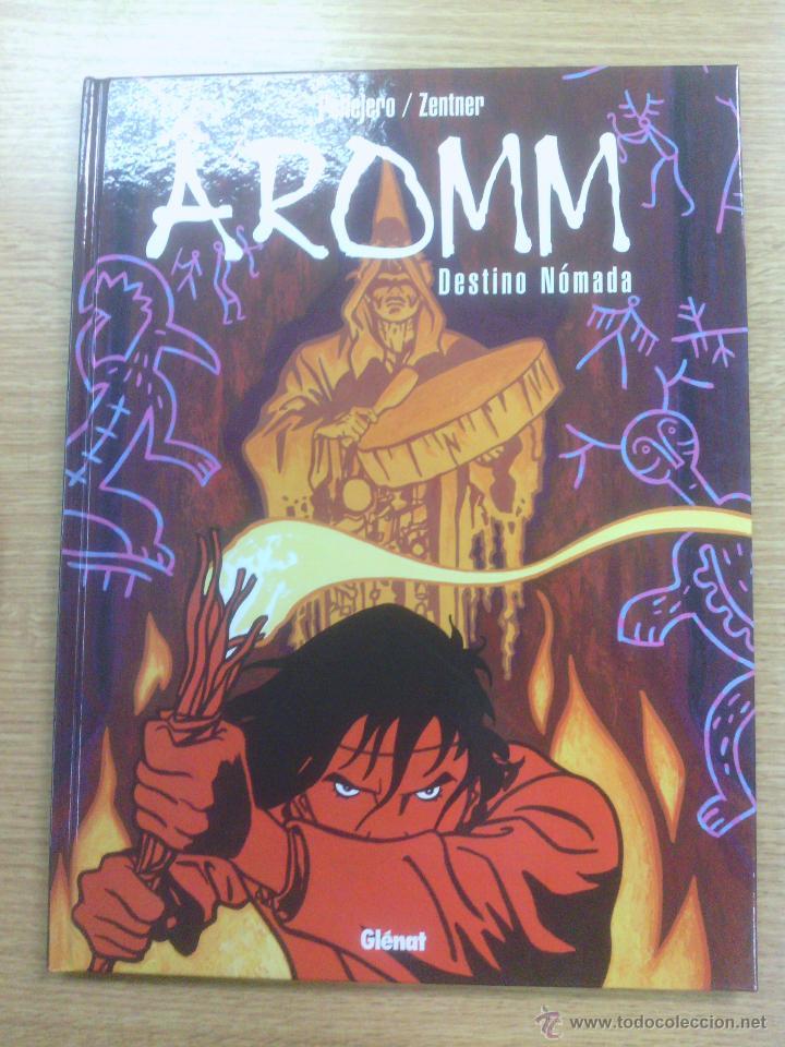 AROMM #1 DESTINO NOMADA (Tebeos y Comics - Glénat - Autores Españoles)