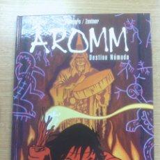 Cómics: AROMM #1 DESTINO NOMADA. Lote 53762984