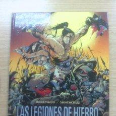 Cómics: LAS LEGIONES DE HIERRO #1 URKHAN EL PRINCIPE ENEIDE. Lote 53763076