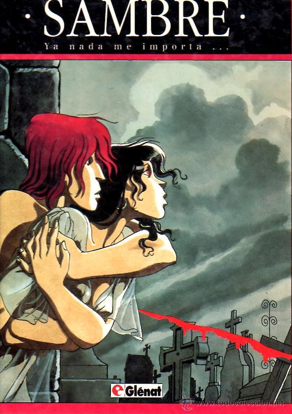 SAMBRE. YSLAIRE. TOMOS 1 - 2 Y 3. GLENAT. (Tebeos y Comics - Glénat - Serie Erótica)