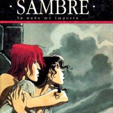 Cómics: SAMBRE. YSLAIRE. TOMOS 1 - 2 Y 3. GLENAT.. Lote 53804012