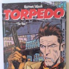 Cómics: TORPEDO - TIC TAC. Lote 53848207