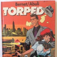 Cómics: TORPEDO - TOCCATA Y FUGA. Lote 53848217