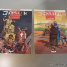 Cómics: JOSUE DE NAZARET. COMPLETA. 2 TOMOS. COTHIAS. DE LA FUENTE. GLENAT. IMPECABLES¡¡. Lote 54253634