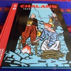 Cómics: CHALAND FREDDY LOMBARD INTEGRAL Nº 1. GLÉNAT 2007. BUEN ESTADO.. Lote 107245734