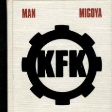 Comics: KUNG FU KIYO (GLÉNAT, 2009) MAN Y MIGOYA. Lote 83059391