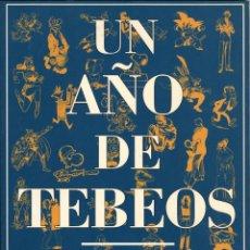 Cómics: UN AÑO DE TEBEOS: 1993 (GLÉNAT, 1994) COORDINACIÓN DE TINO REGUERA. Lote 54285713