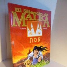 Cómics: EL SILENCIO DE MALKA (JORGE ZENTNER / RUBÉN PELLEJERO) GLÈNAT, 2004 OFRT ANTES 15€. Lote 90078468