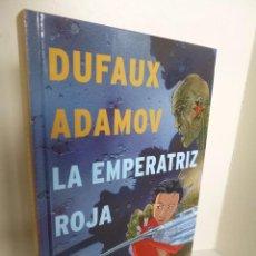 Cómics: LA EMPERATRIZ ROJA INTEGRAL (DUFAUX / ADAMOV) GLÈNAT, 2011 OFRT. Lote 103397219