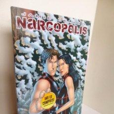 Cómics: NARCOPOLIS (JAMIE DELANO) GLÈNAT, 2010 OFRT. Lote 109358086