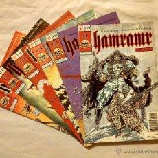Cómics: HAMRAMR - COLECCIÓN COMPLETA. Lote 54382650