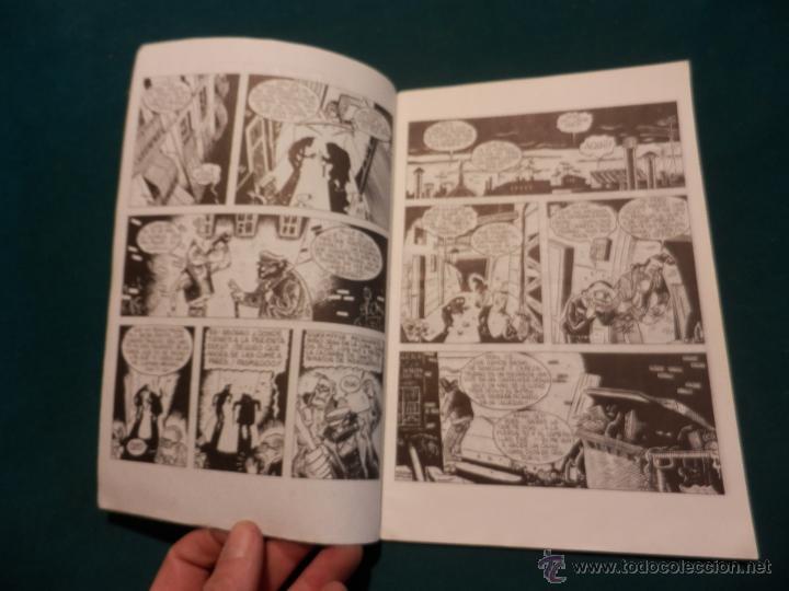 Cómics: LA MUERTE DE MAKOKI - COMIC DE MIGUEL GALLARDO - GLÉNAT 1995 - COLECCIÓN 1 DE 1 - Foto 2 - 54505727