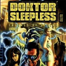 Cómics: DOKTOR SLEEPLESS ( GLÉNAT-AVATAR, 2009) DE WARREN ELLIS E IVÁN RODRÍGUEZ . Lote 114765810