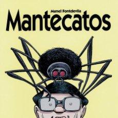 Cómics: MANTECATOS DE MANEL FONTDEVILA (GLÉNAT, 2003) TAPA DURA. Lote 54936896