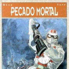 Cómics: PECADO MORTAL (GLÉNAT, 1993) DE BEHÉ Y TOFF. COLECCIÓN BIBLIOTECA GRÁFICA.. Lote 54956919