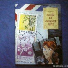 Cómics: COMIC NACIDA EN CUALQUIER PARTE 2007 JOHANNA ED GLENAT TAPA DURA. Lote 55106873