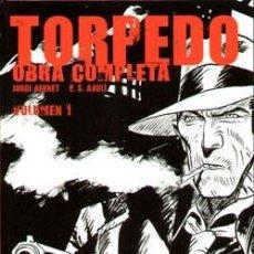Cómics: TORPEDO (OBRA COMPLETA EN 5 VOLÚMENES) - ABULÍ & BERNET - GLÉNAT. Lote 55243489