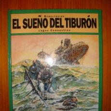 Cómics: EL SUEÑO DEL TIBURÓN. LAGOS CONNECTION - SCHULTHEISS - GLENAT - MUY BUEN ESTADO. Lote 56027464