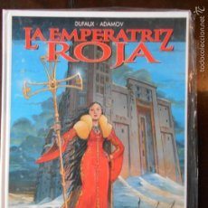Cómics: LA EMPERATRIZ ROJA - Nº 1 LA SANGRE DE SAN BOTHRACE - GLENAT - DUFAUX, ADAMOV - TAPA DURA (J2). Lote 56097092